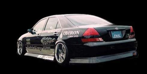 BN Sports Suits Toyota JZX110 MKII Late Body Kit