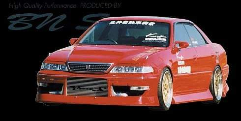 BN-Sports Aero Bodykits - BN Sports JZX100 Mark II Type 1