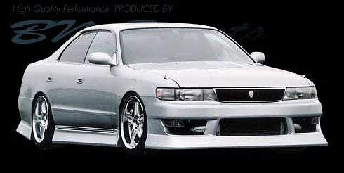 BN-Sports Aero Bodykits - BN Sports JZX90 Chaser Type 3