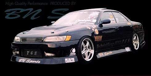 BN-Sports Aero Bodykits - BN Sports JZX90 MKII Type 2