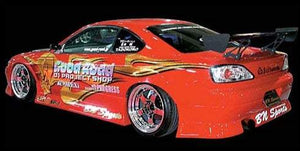 BN-Sports Aero Bodykits - BN Sports S15 Type II