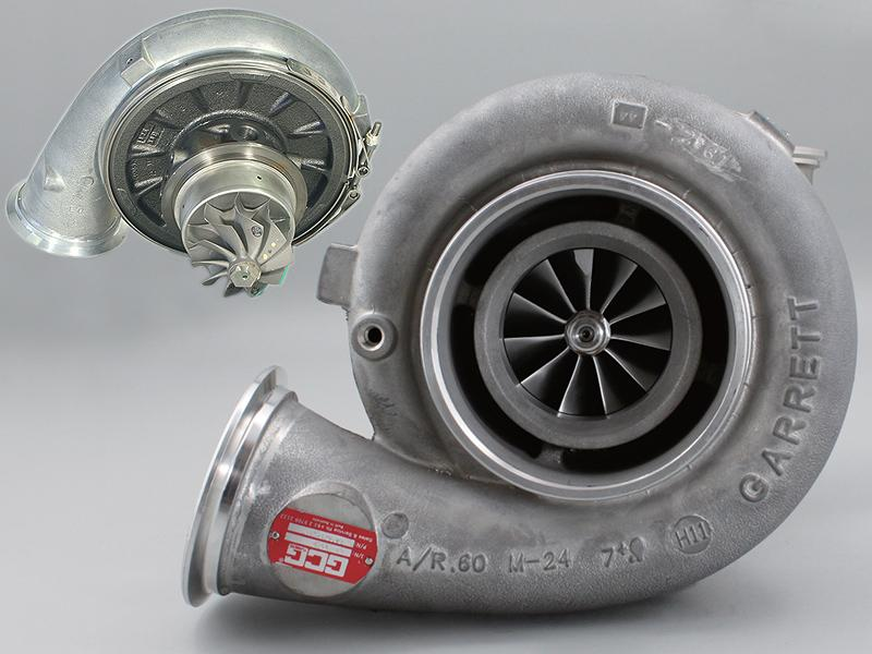 Garrett GTX4202R Turbocharger Supercore