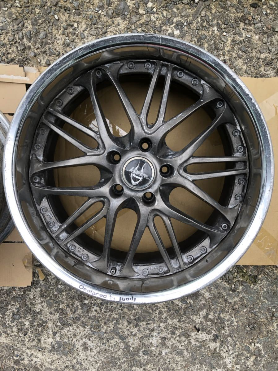 Arriving Soon - 18In X 9J +5 114.3 Pair