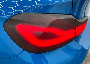 Forged Carbon Luxe Tail Light Tint - Universal Kit