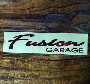 Stickers - Fusion Garage Drift Slap