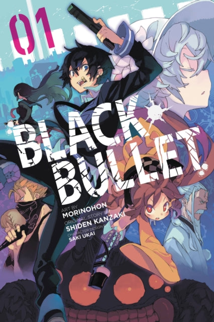 Black Bullet, Vol. 1 (manga)
