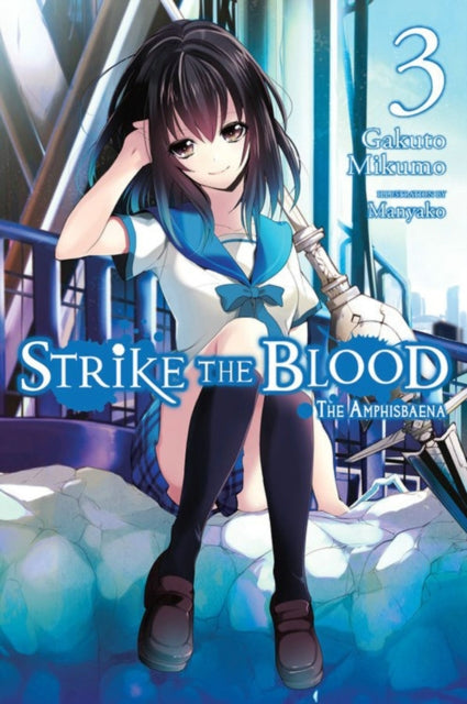 Strike the Blood, Vol. 3 (light novel) : The Amphisbaena