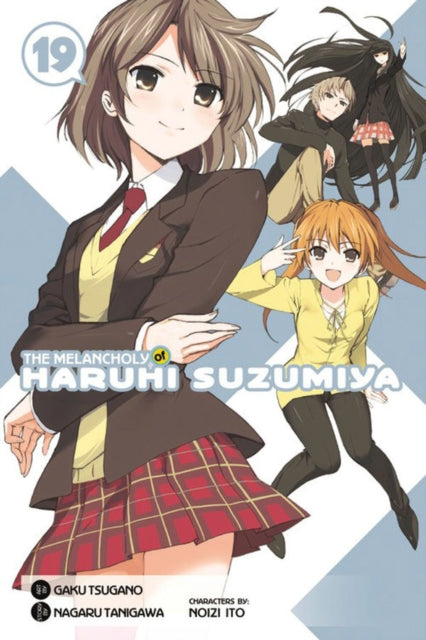 The Melancholy of Haruhi Suzumiya, Vol. 19 (Manga)