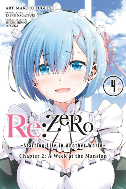 re:Zero Starting Life in Another World, Chapter 2: A Week in the Mansion, Vol. 4