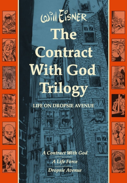 The Contract with God Trilogy : Life on Dropsie Avenue