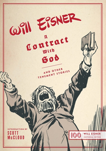 A Contract with God : And Other Tenement Stories