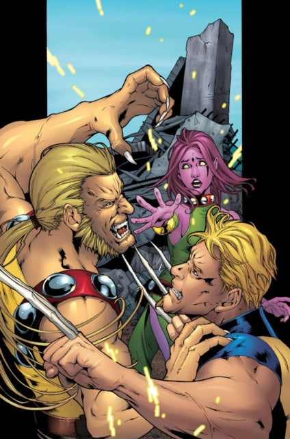 Exiles Vol.10: Age Of Apocalypse
