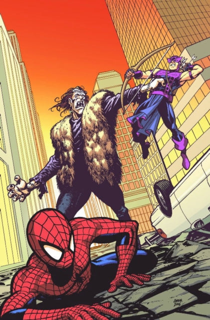 Marvel Adventures Spider-man Vol.5: Monsters On The Prowl