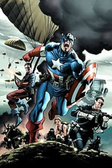 Captain America By Ed Brubaker Vol.1