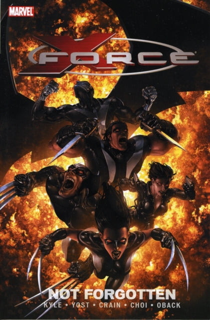X-force Vol.3: Not Forgotten