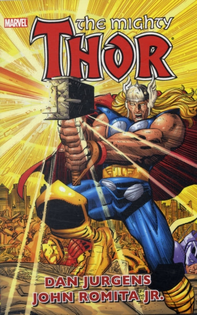 Thor By Dan Jurgens & John Romita Jr. Vol.1
