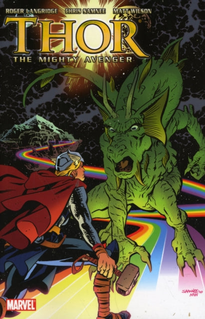 Thor The Mighty Avenger - Volume 2