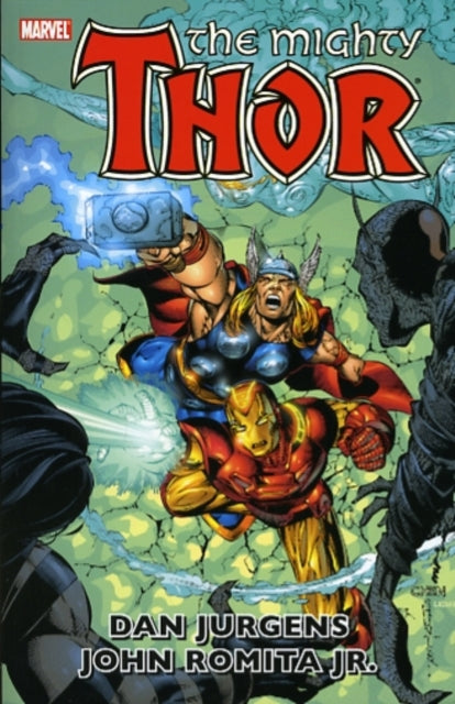 Thor By Dan Jurgens & John Romita Jr. Vol.3