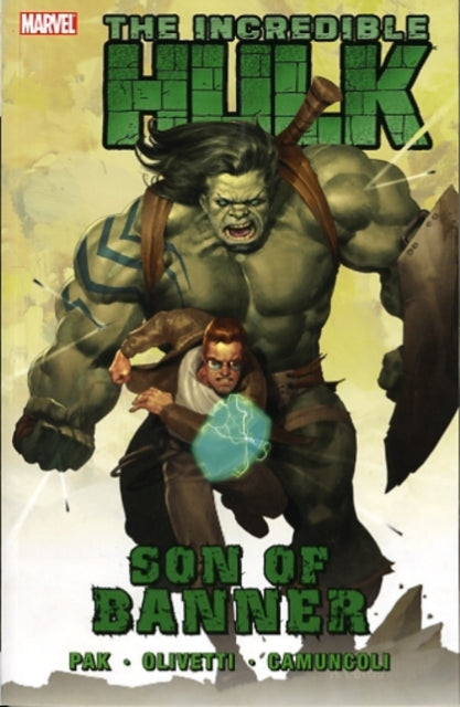 Incredible Hulk Vol.1: Son Of Banner