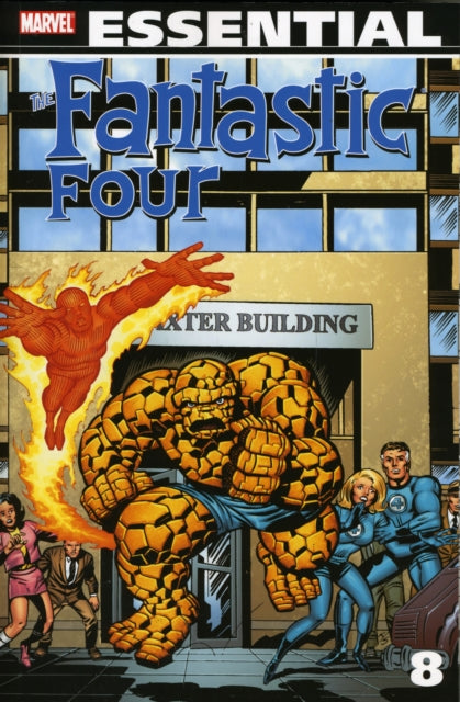 Essential Fantastic Four Vol.8