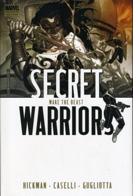 Secret Warriors Vol.3: Wake The Beast