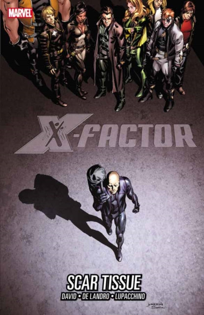 X-factor Vol. 12 : Scar Tissue