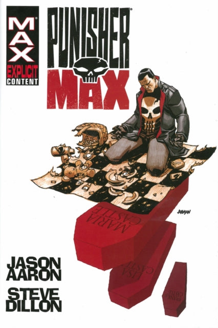 Punisher Max By Jason Aaron Omnibus