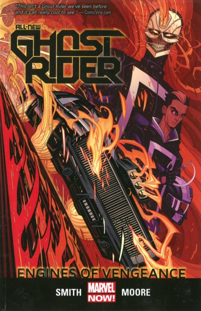 All-new Ghost Rider Volume 1: Engines Of Vengeance