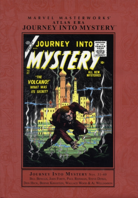 Marvel Masterworks: Atlas Era Journey Into Mystery - Vol. 4