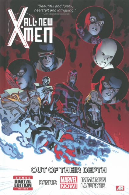 All-new X-men Volume 3: Out Of Their Depth (marvel Now)