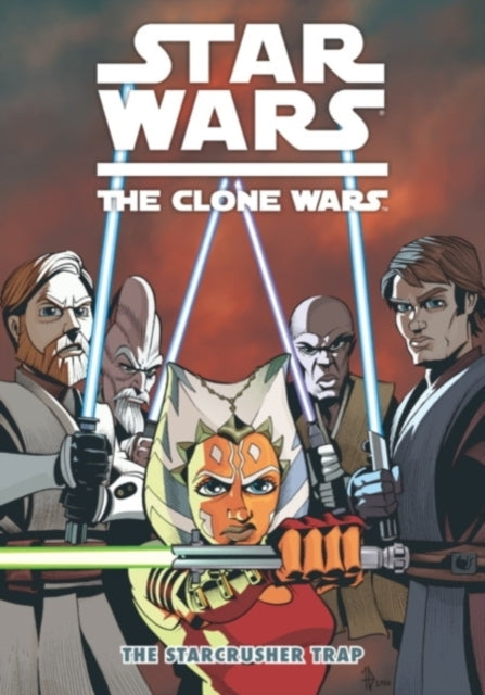 Star Wars - The Clone Wars : Starcrusher Trap