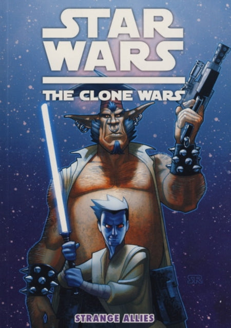 Star Wars - The Clone Wars : Strange Allies