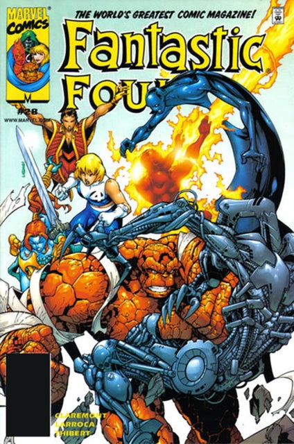 Fantastic Four: Heroes Return - The Complete Collection Vol. 2