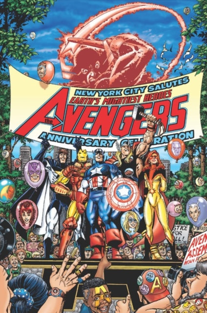 The Marvel Art Of George Perez