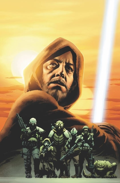 Star Wars: From The Journals Of Obi-wan Kenobi