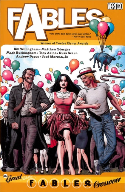 Fables Vol. 13 : The Great Fables Crossover