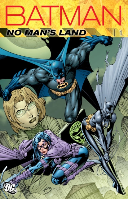 Batman No Man's Land Vol. 1 ( New Edition)