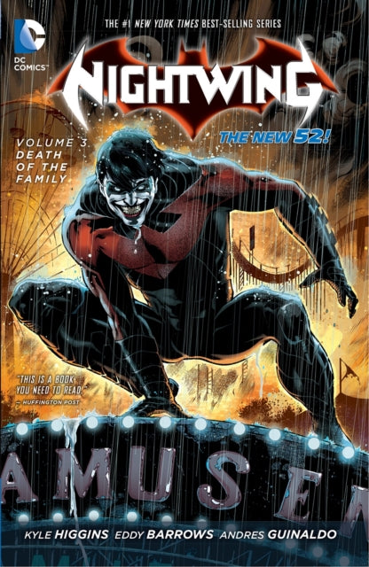 Nightwing Vol. 3 : Death Of The Family (The New 52)