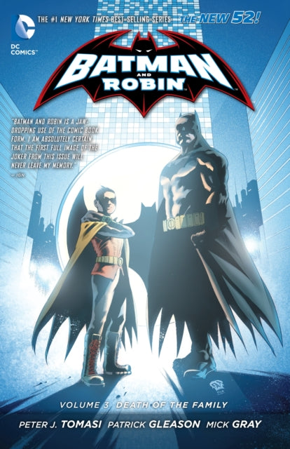 Batman And Robin Vol. 3 : Death Of The Family (The New 52)