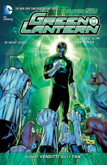 Green Lantern Vol. 4 : Dark Days (The New 52)