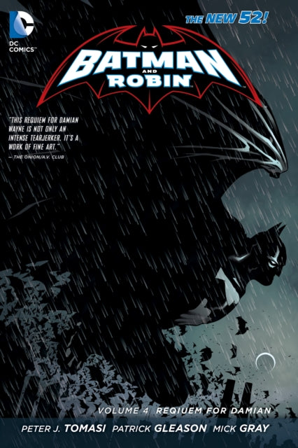 Batman And Robin Vol. 4 : Requiem For Damian (The New 52)