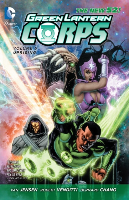 Green Lantern Corps Vol. 5 (The New 52)