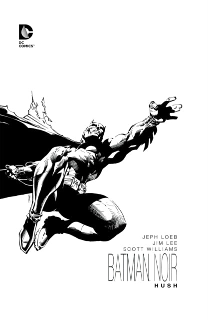 Batman Noir Hush
