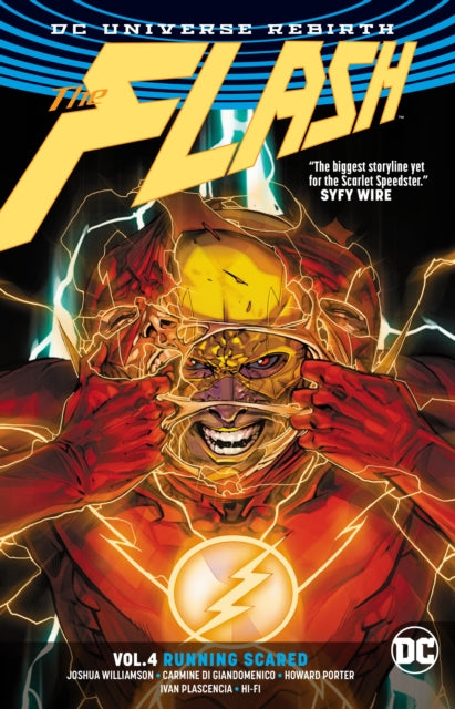The Flash Vol. 4 Running Scared (Rebirth)