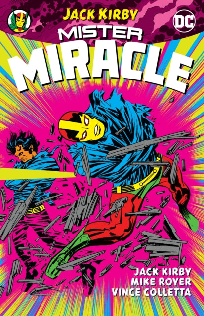 Mister Miracle By Jack Kirby (New Edition)