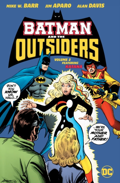 Batman and the Outsiders Volume 2