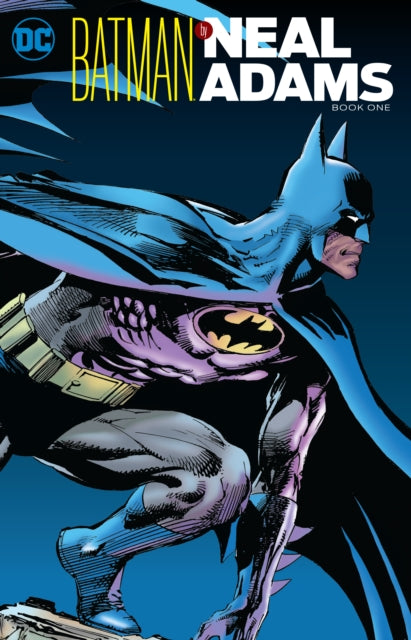 Batman by Neal Adams Book One