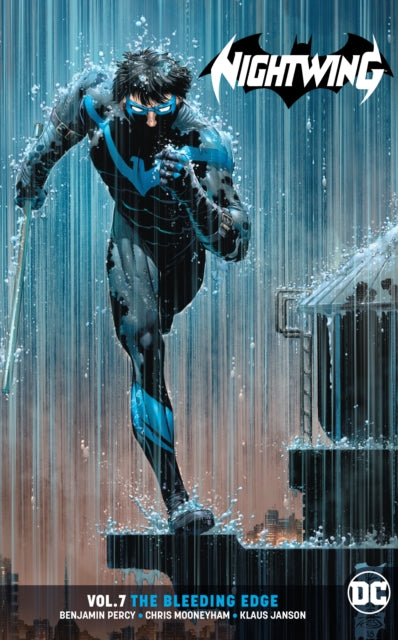 Nightwing Volume 1 : The Bleeding Edge