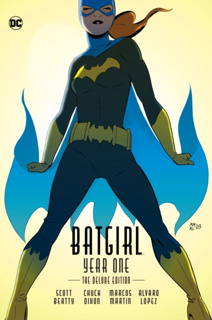 Batgirl: Year One : Deluxe Edition