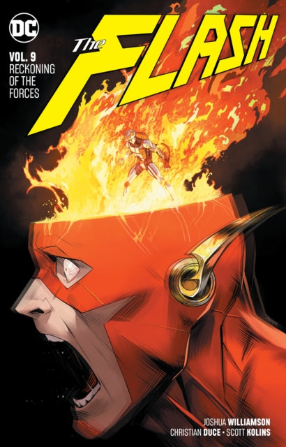 The Flash Volume 9 : Reckoning of the Forces
